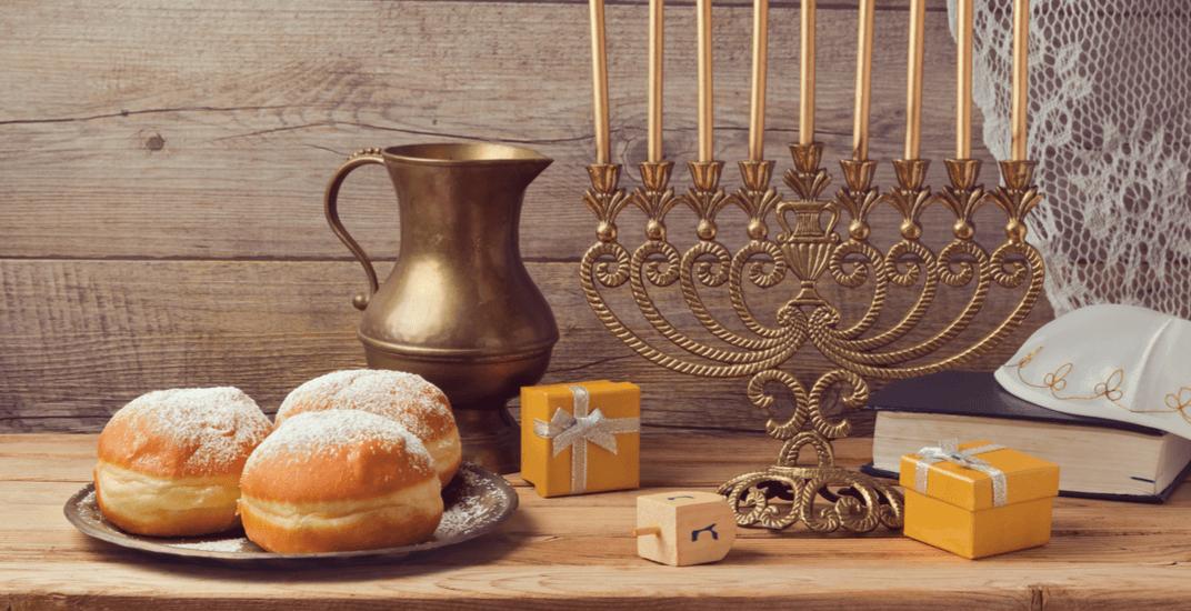 A FREE Hanukkah Market is happening in Montreal this weekend