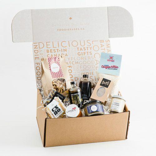 Toronto Restaurant gift box