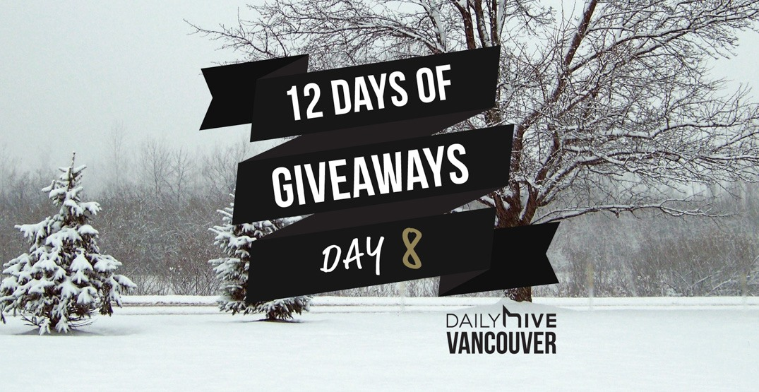 12 days of giveaways vancouver 8