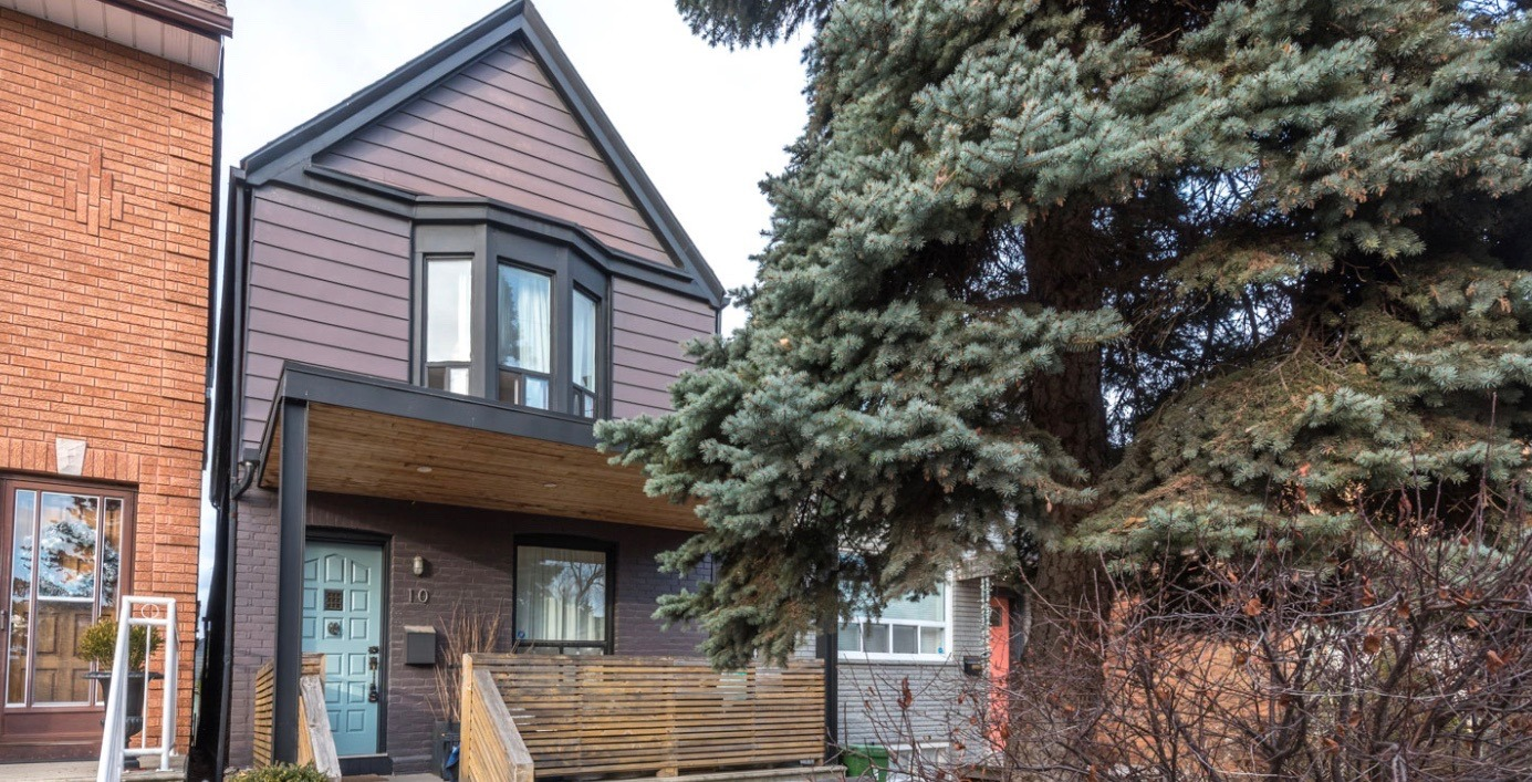 The Toronto home Meghan Markle was renting is now for sale (PHOTOS)