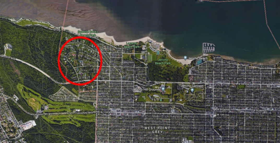 West point grey densification