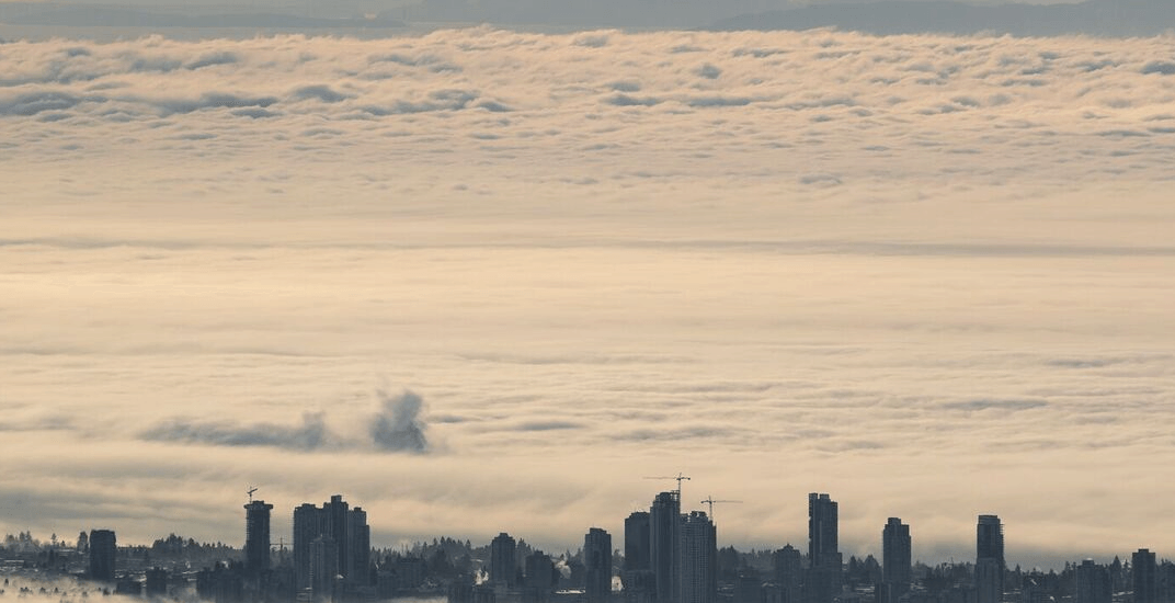 Above the clouds, the sun's been shining at Grouse Mountain (PHOTOS)
