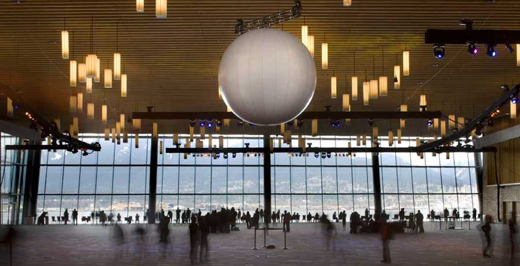 Vancouver convention centre west ballroom1