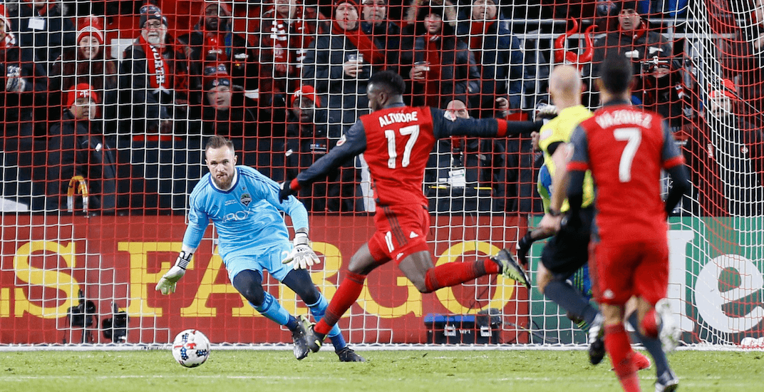 Toronto FC defeats Seattle for MLS Cup