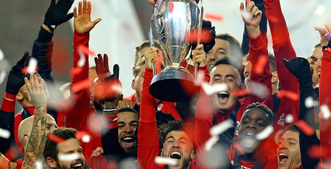 Parade for MLS Cup champions Toronto FC planned for Monday