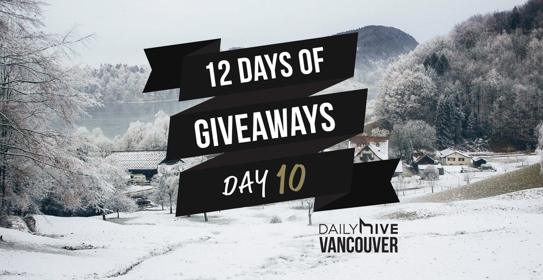 12 days of giveaways vancouver 10