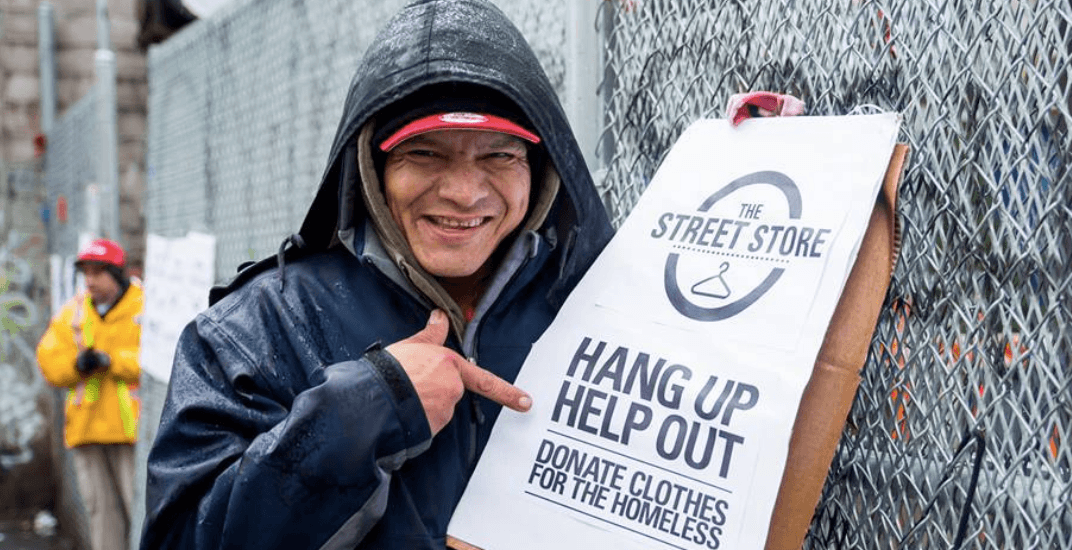 Downtown Eastside Street Store gives back to those in need for the holidays