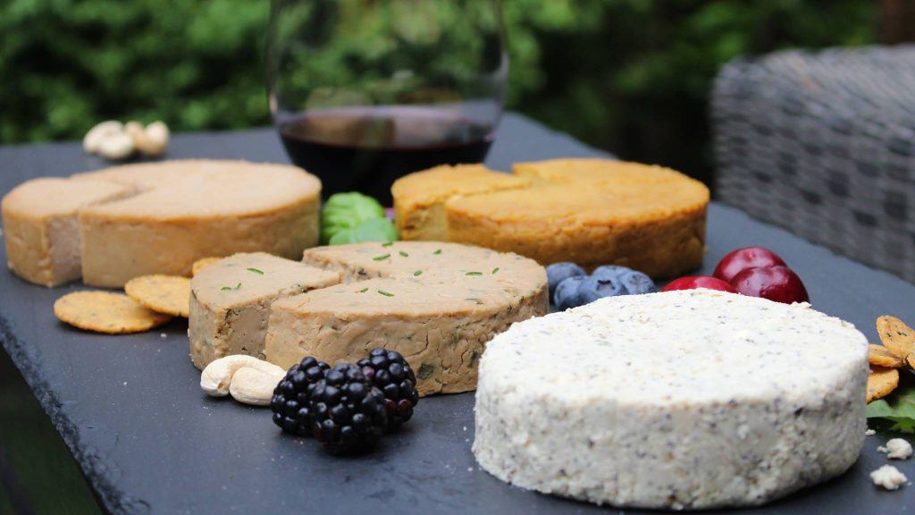 vegan cheese winter market