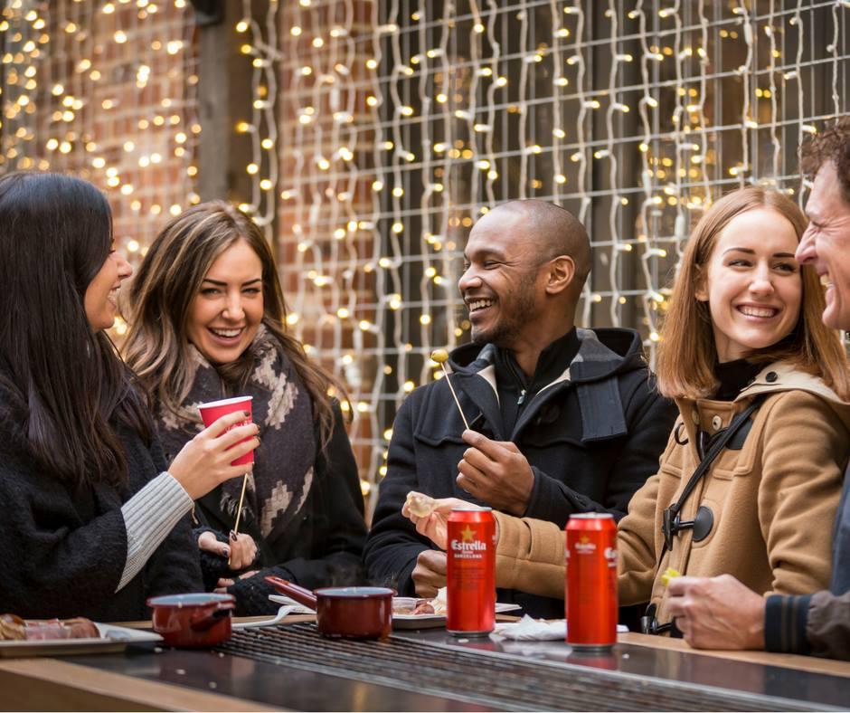 Toronto Christmas Market food events