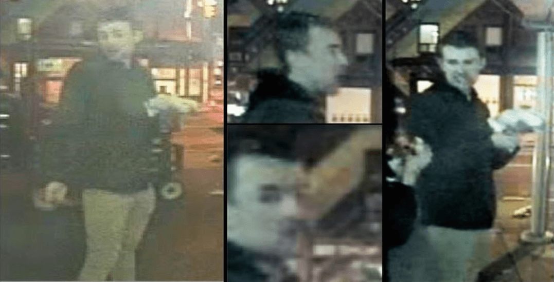Toronto police looking to identify man connected to Tess Richey murder (PHOTOS)