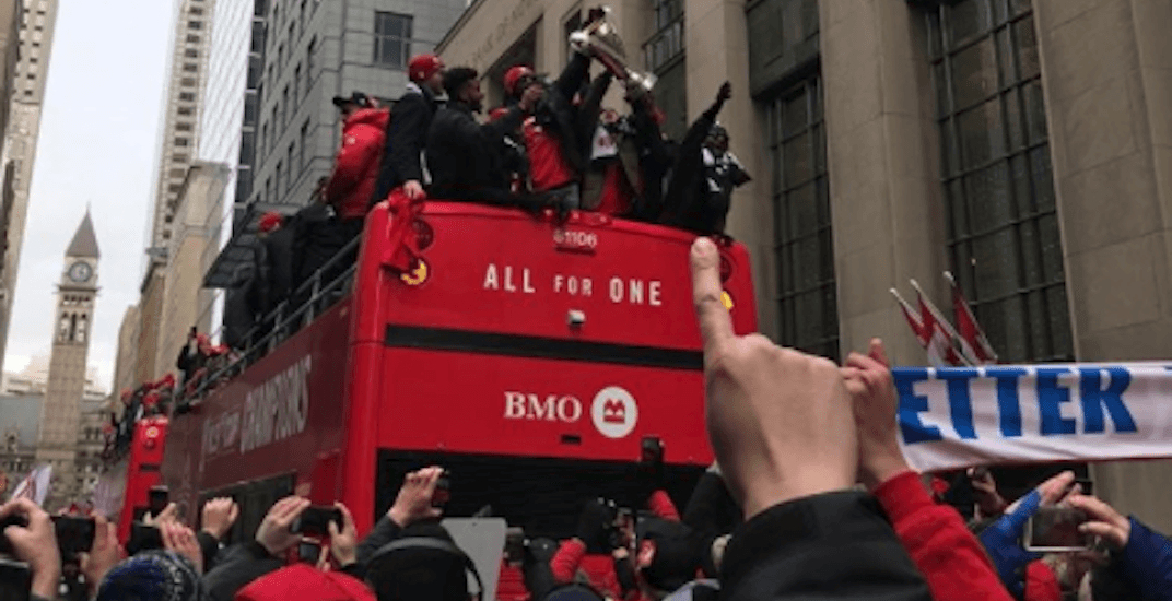 27 photos/videos from Toronto FC's MLS Cup championship parade
