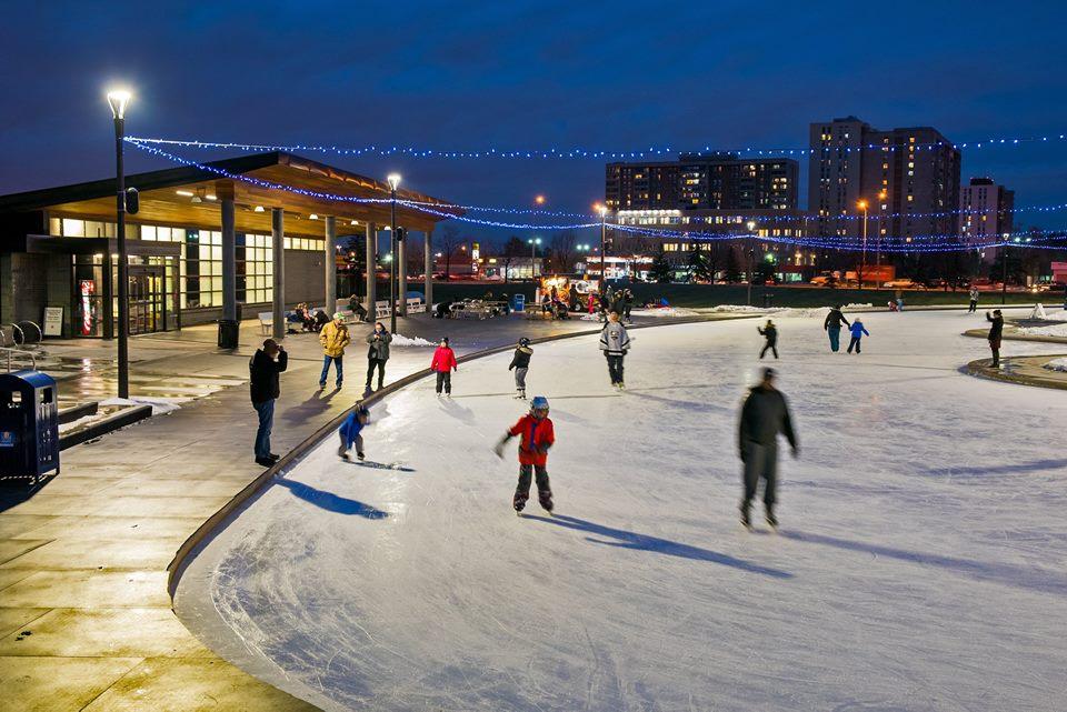Ontario Skating trails
