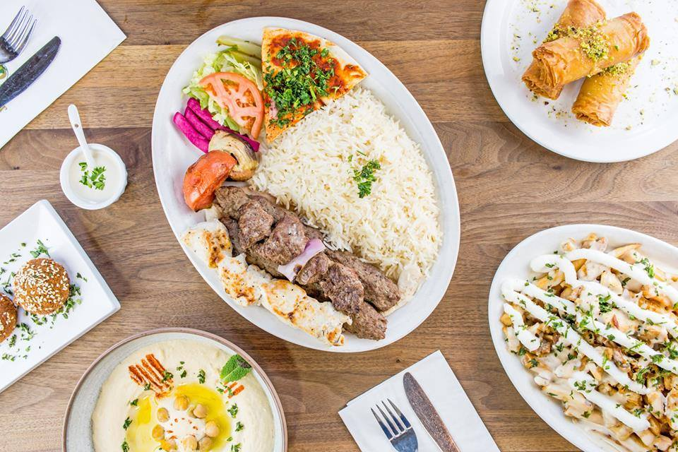 Paramount Fine Foods middle eastern