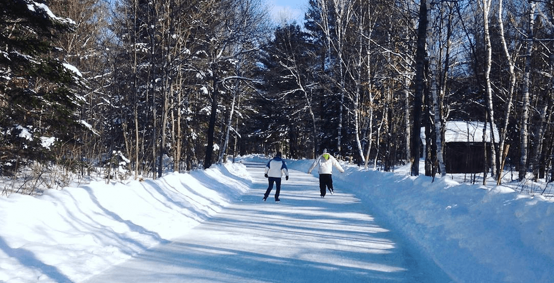 12 of the best outdoor skating trails in Ontario