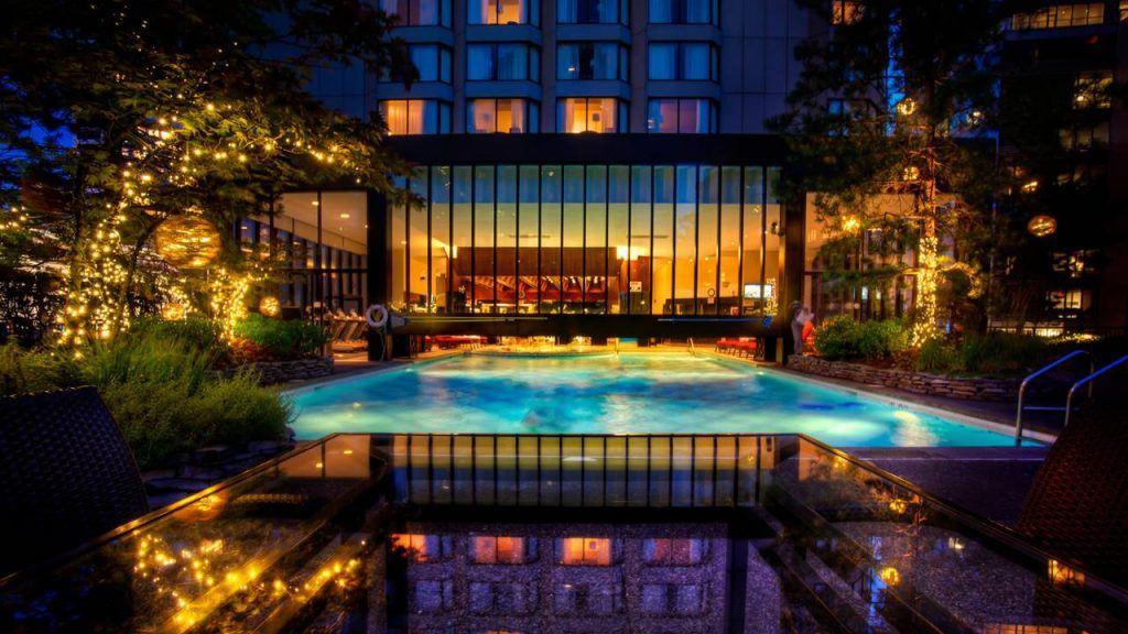 Vancouver Casino Hotel