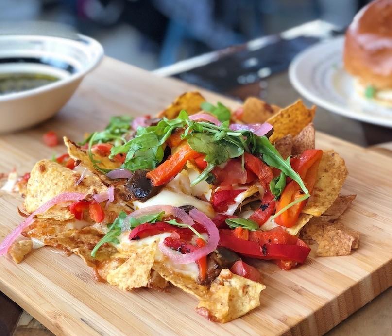Spade_Italian nachos