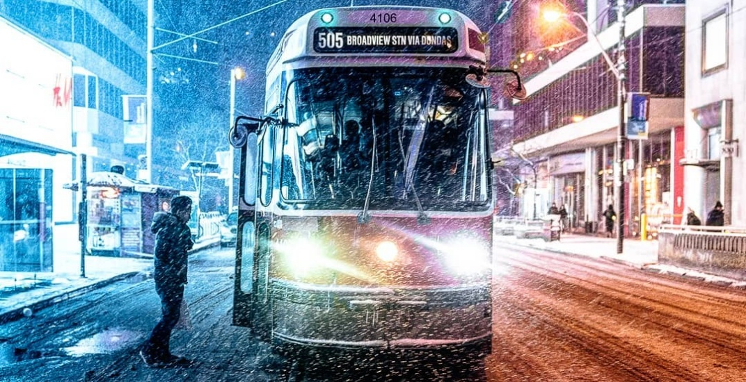 22 beautiful photos from Toronto's first snowfall of the year