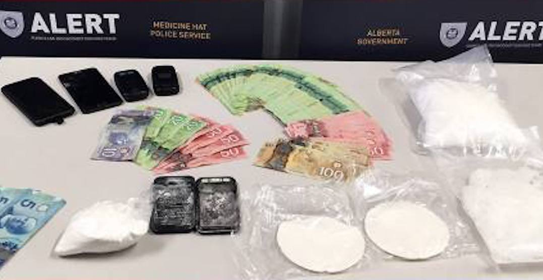 Medicine Hat sees record meth bust with seizure of one kilogram