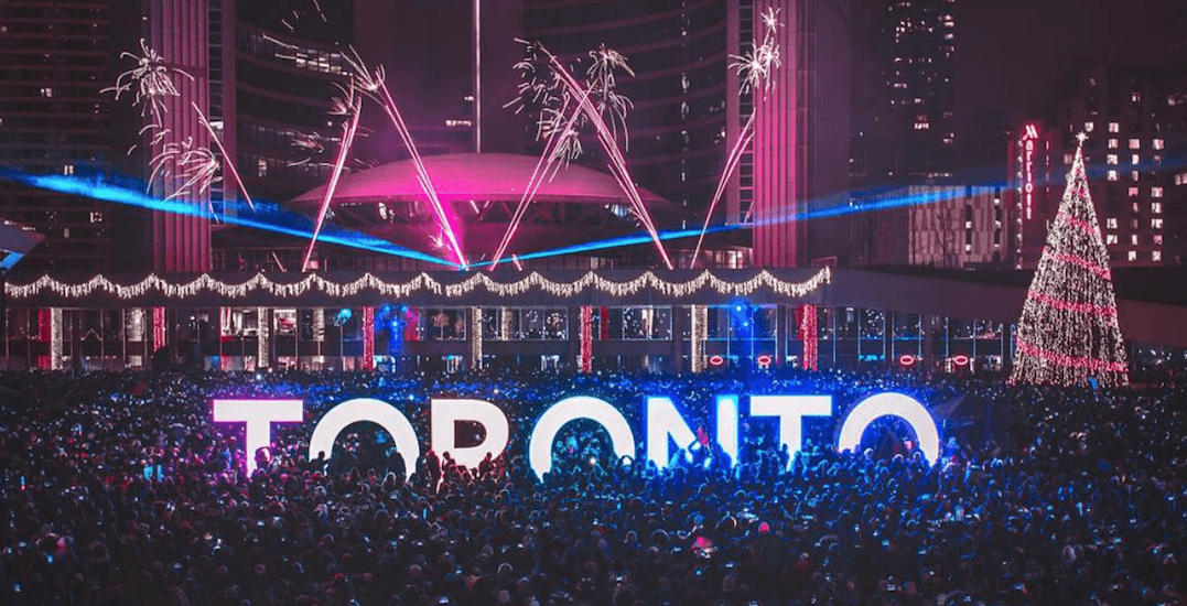 Everything you need to know about Nathan Phillips Square's NYE party