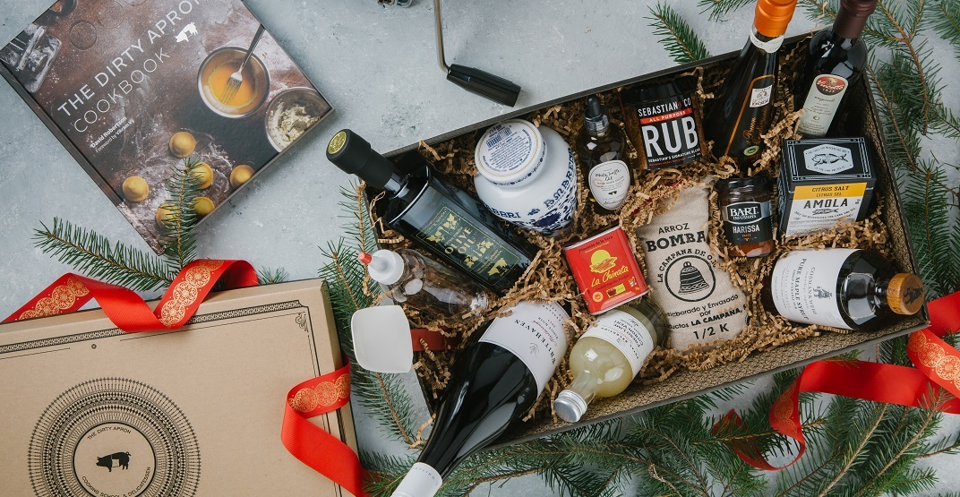 Everything you need to host a delicious holiday party is inside these gift boxes (CONTEST)