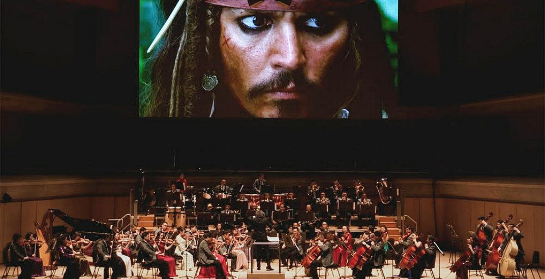 See a live orchestra perform songs from your favourite films at the Orpheum