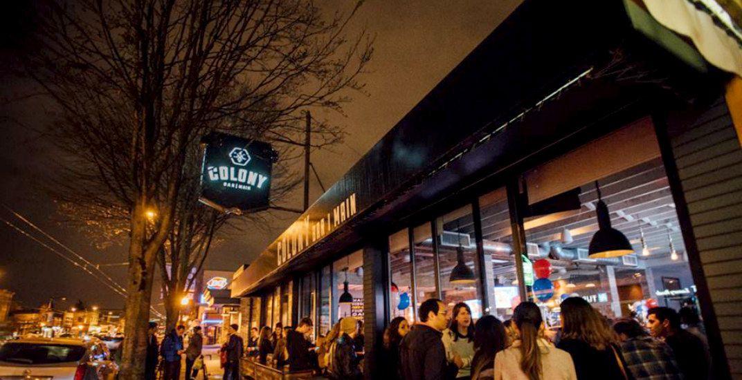 Colony bar main st.facebook