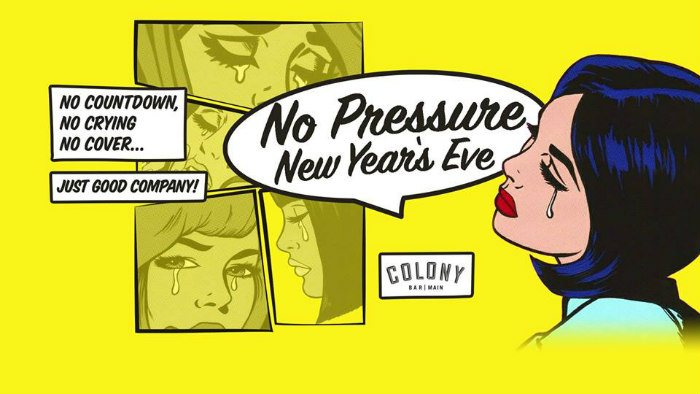 The ultimate low pressure nye party hits vancouver daily hive no pressure new years evecolony bar main street malvernweather Gallery