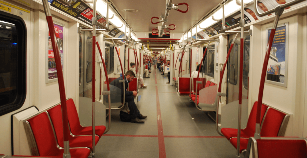 All TTC subway stations now have cell service underground