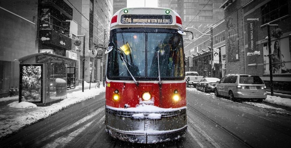 It's going to feel like -27°C in Toronto tonight