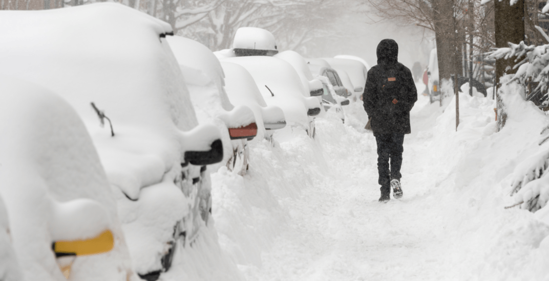 Up to 25 cm of more snow expected to hit parts of Southern Quebec