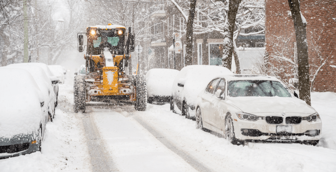 City official apologizes for Montreal's delayed snow removal response