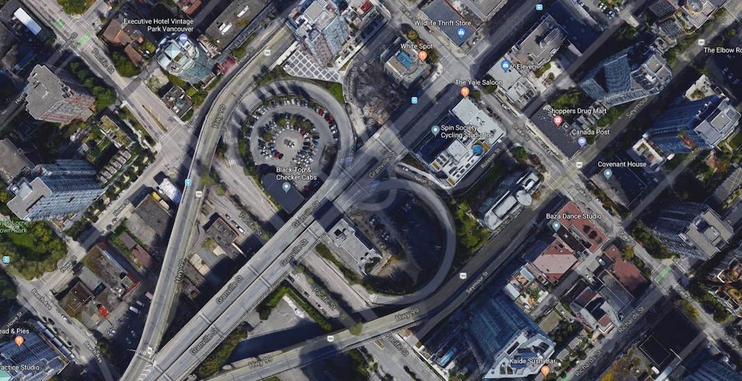 Vancouver City Council approves $18-million plan to demolish Granville Loops
