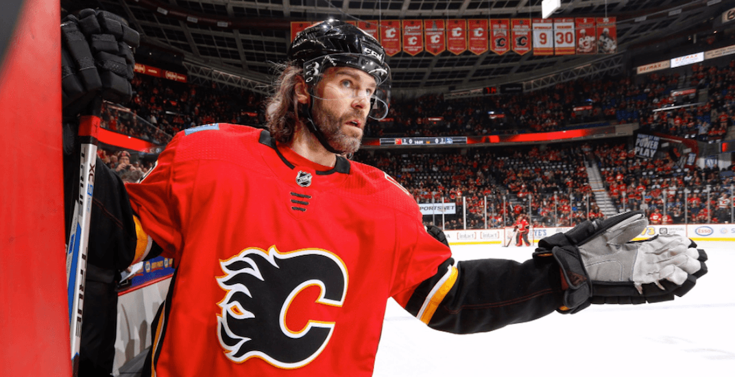 Tim Hortons is giving out FREE coffee during the next Flames game