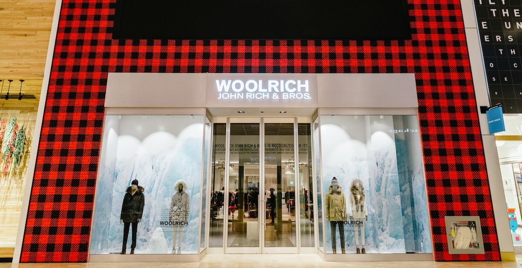 Outdoor clothing retailer Woolrich opens first Canadian store in Toronto (PHOTOS)