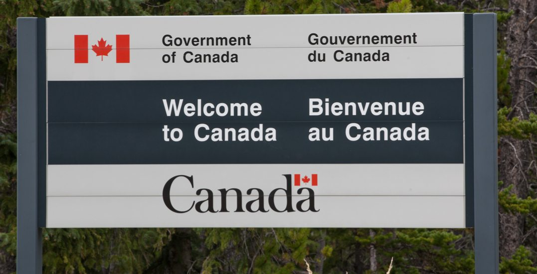 Canada and US border closes to non-essential travel tonight