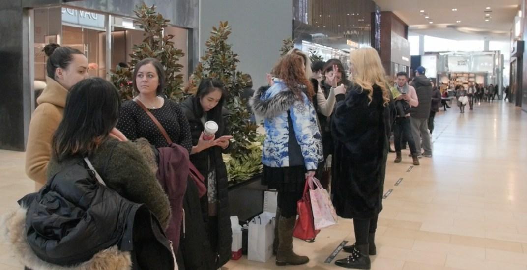 Maison du Ladurée opening in Toronto today draws huge line-ups (VIDEO)