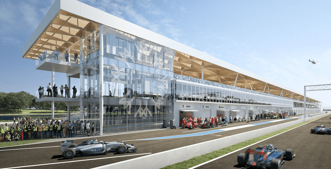 Montreal spending $30 million on renovations for future Canadian Grand Prix events