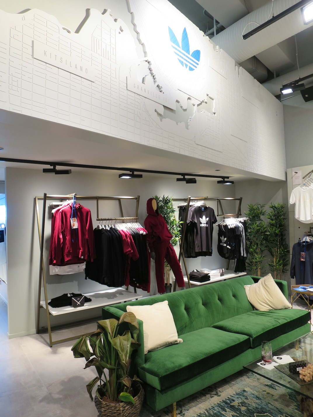 7fcf7f4b51e adidas opens new Originals store in downtown Vancouver (PHOTOS ...