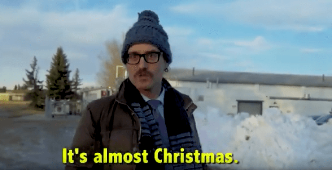 This Calgary climate change 'attack ad' is going viral (VIDEO)