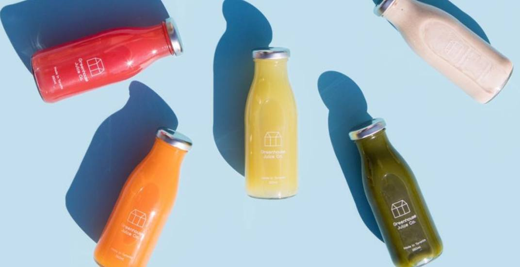 You can get FREE cold-pressed juice in Toronto starting Sunday