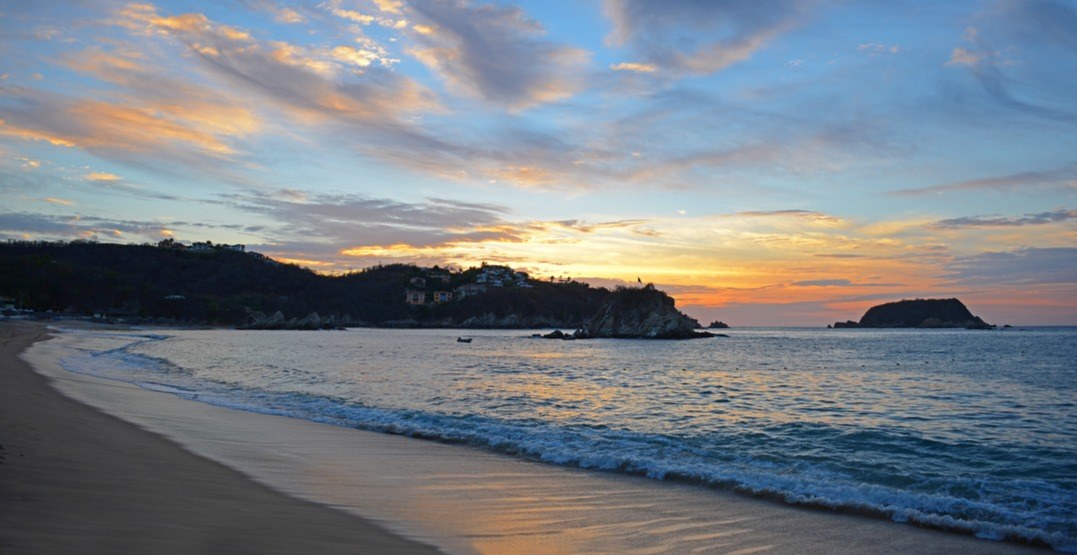 Go on an all inclusive vacation to Huatulco, Mexico for less than $600