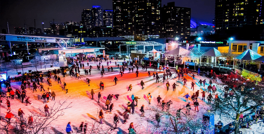 Harbourfront Centre's DJ Skate Nights return to Toronto this weekend