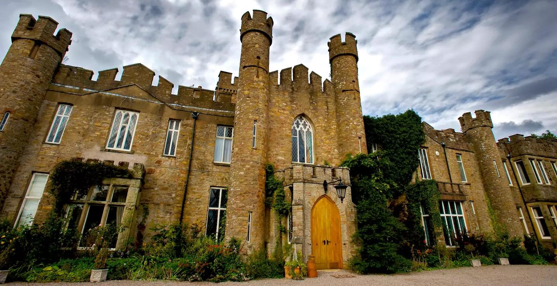 Stay in Britain's Favourite Castle in Cumbria, UK (Airbnb)