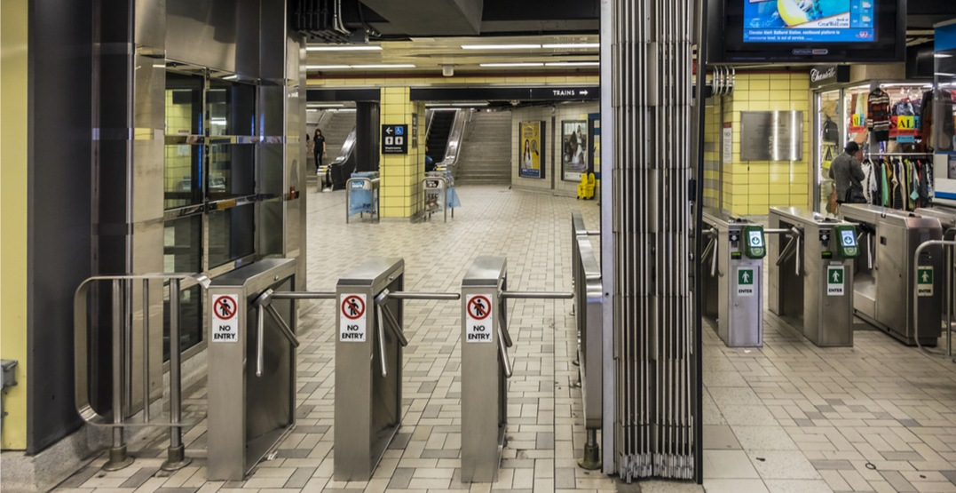 The TTC is slowly getting rid of collector booths at stations