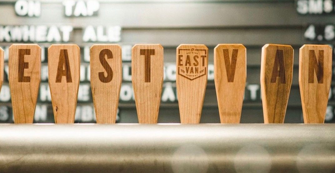 $5 flights and food trucks: East Van Brewing is having a party