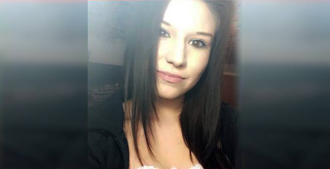 18-year-old Red Deer woman Brittany Morrison missing since December 7