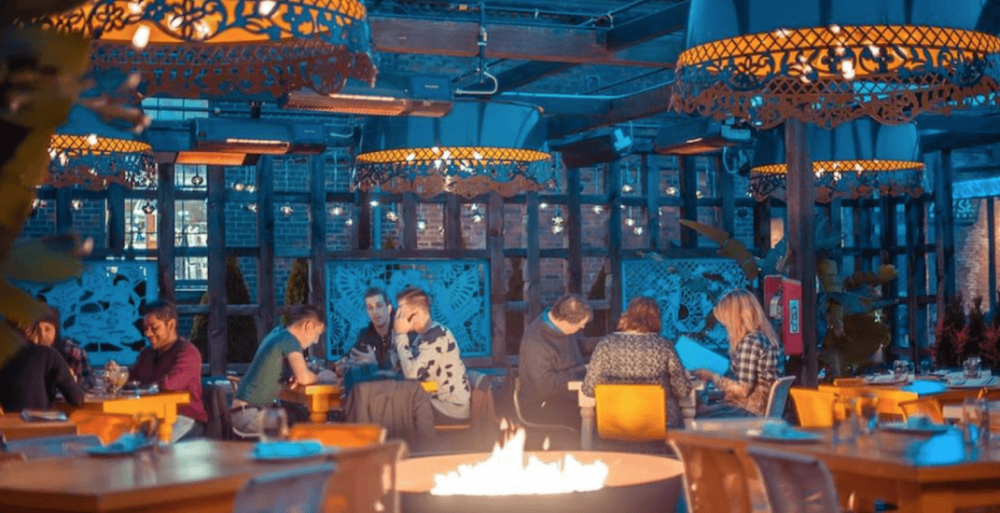 These are the heated patios to snuggle into this winter in Toronto