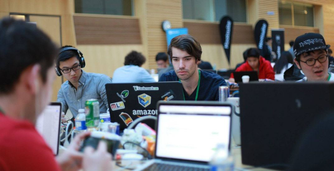 Western Canada's largest hackathon is happening at UBC this month