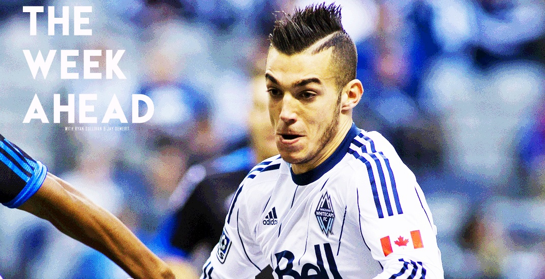 The Week Ahead: Vancouver Whitecaps' Russell Teibert hits the hot seat