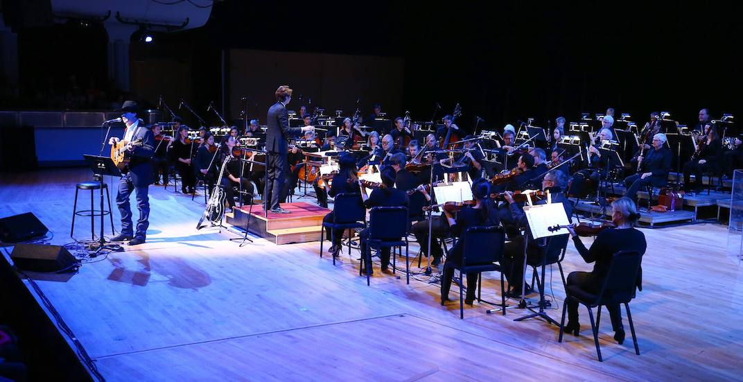 There's a symphonic tribute to Prince coming to Calgary this winter